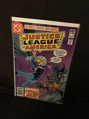 Justice League of America vol 1 Issue 188 DC JLA