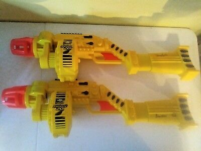 Buzz Bee Toys Air Blasters Automatic Mech Tommy 20