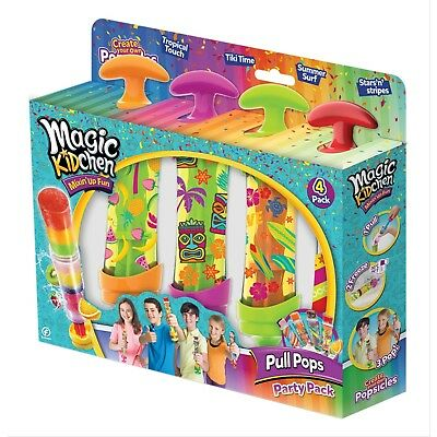 Magic Kidchen Pull Pops Party