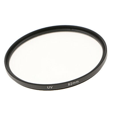 82mm Multi-Coated Glass UV Lens Filter Protection for SLR & DSLR Cameras New