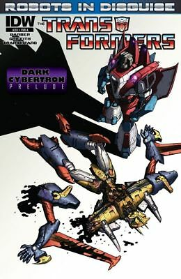 Transformers Robots In Disguise # 20 / Cover A / Idw / Aug 2013 / N/m  1St Print