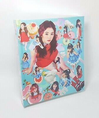 RED VELVET 4th Mini Album [Rookie] Irene Ver. CD+72p Photobook+Photocard Sealed