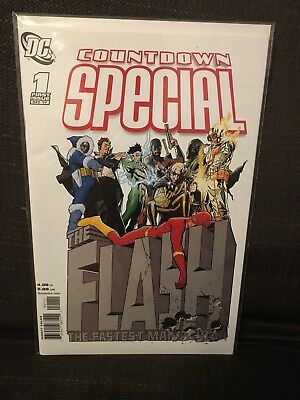 Countdown Special: The Flash 80 Page Giant NM DC 2007
