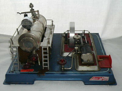Wilesco - Made in W.Germany GS - Dampmaschine