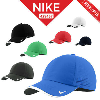 8f25bbf4394 Nike Authentic Sphere Quick Dry Low Profile Swoosh Embroidered Adjustable  Cap.  29.99 Buy It Now 11d 1h. See Details. Nike Dri-FIT Swoosh Perforated  Cap.