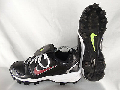 Nike Unify MCS Damen Softball Cleats 415178-011 schwarz-weiß EU 38,5 US 7,5