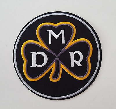 DMR Patch Pittsburgh Steelers NFL Patch Aufnäher ca. 10 cm