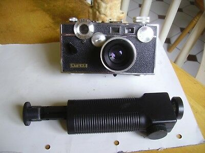 Vintage Argus 50mm f3.5 camera Made in USA between 1936 and 1966. No case.