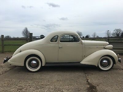 Nash Lafayette 400 Business Coupe