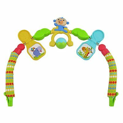 583fa4615355 FISHER PRICE RAINFOREST Jumperoo Lizard Toy Replacement Part -  6.47 ...