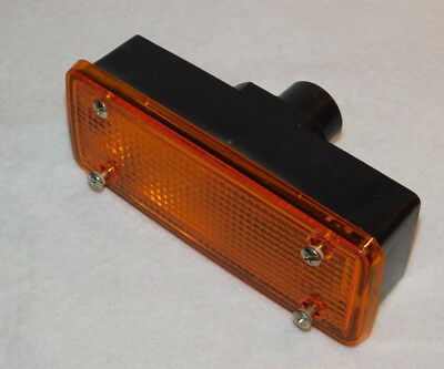 vintage CLIGNOTANT light ORANGE VIGNAL france 0192700 1B turn signal BLINKER feu