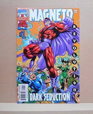 MAGNETO: Dark Seduction (REVOLUTION) Vol.1 #1 6/00 Marvel 9.2 NM- Uncertified