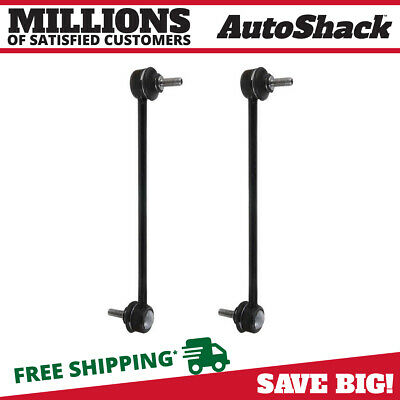 2 New Front Sway Bar Link Kits Pair fits Ford Mazda Mercury Toyota