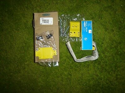 One New In Box Banner Sbfv1 , Fiber Optic Component  Mounting Base
