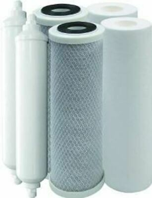 Compatible to vitapur 4-Stage Filter Kit for VRO-4 Reverse Osmosis Water Treatme