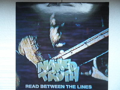 NAKED TRUTH - Read Between The Lines - 10´´ Vinyl - 1992