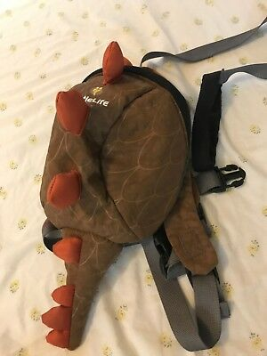 Little Life Dinosaur Backpack and Reins