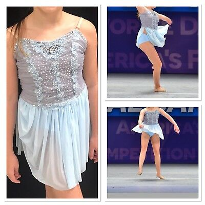 Gorgeous Competition Lyrical Costume