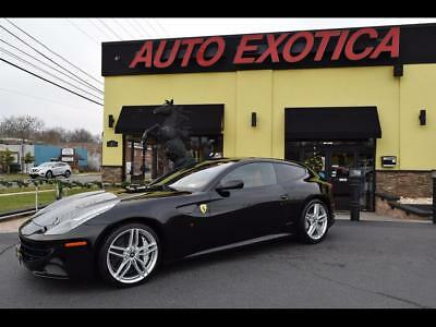 FF  2015 Ferrari FF Automatic 2-Door Hatchback BLACK AWD