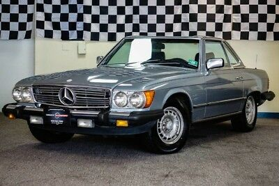 1984 Mercedes-Benz SL-Class  380 free shipping warranty classic roadster luxury collector cheap clean driver