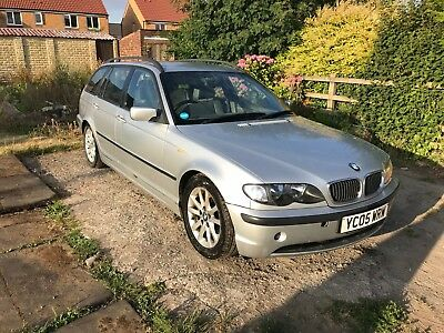 Bmw 320D Touring Spares Or Repairs