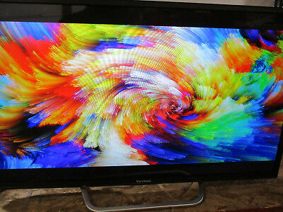 """Viewsonic Cde3203 32"""" 1080P Hd Led Display With Usb  Hdmi Rs232 T7- Wh"""