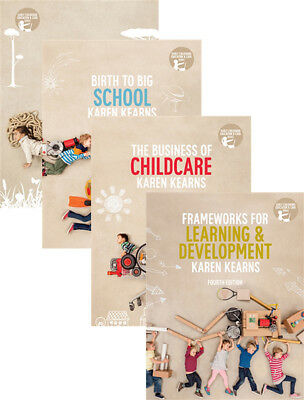 Bundle: The Big Picture + Birth to Big School + Frameworks for Learning and Deve