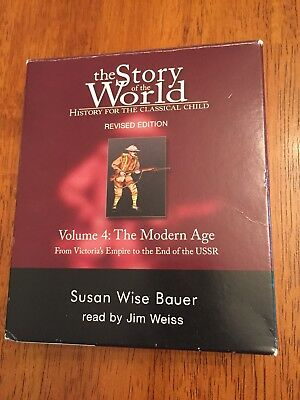 Story Of The World Volume 4 Modern Cds Audio Susan Wise Bauer