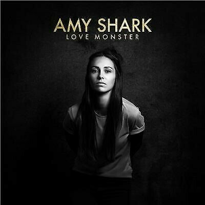 AMY SHARK Love Monster (Includes Personally Signed Fancard) CD NEW
