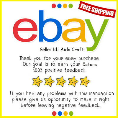 Ebay Thank You For Your Purchase Personalized Stickers Labels New Designs Lot Pc