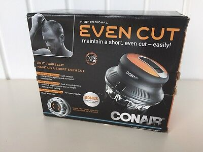 Conair hc900 even cut hair clipper 4796 picclick conair professional even cut hair clipper hc900 grooming do it yourself trimmer solutioingenieria Choice Image