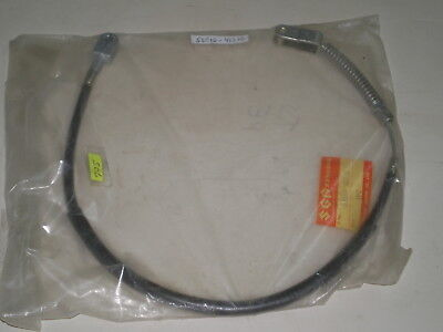 SUZUKI RM125  1978  Rear Brake Cable  58510-41310  #705