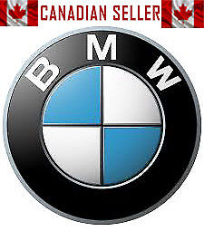 BMW Blue & White Replacement Trunk Emblem (74mm) - Fits all Models