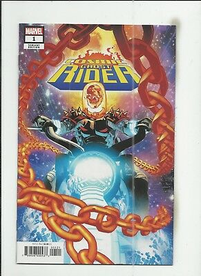 Cosmic Ghost Rider #1 Mike Deodato Variant Cover (VF/NM) condition