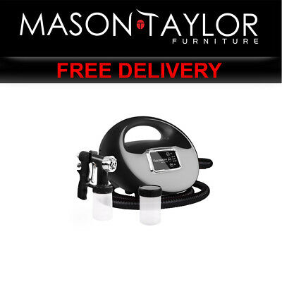 Mason Taylor Professional Spray Tan Machine- Black TAN-FIX-700-BLACK