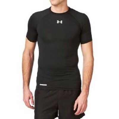 5ead95f5a329 UNDER ARMOUR HEATGEAR Sonic Compression Short Sleeve T-Shirt - EUR ...