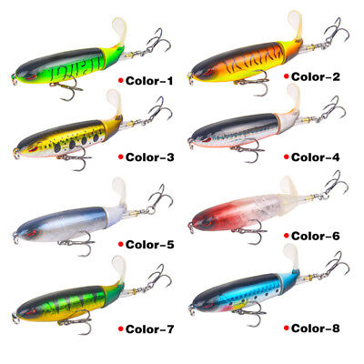 Floating Fishing Baits Fishing Lure 13g 100mm Topwater Bass Bait