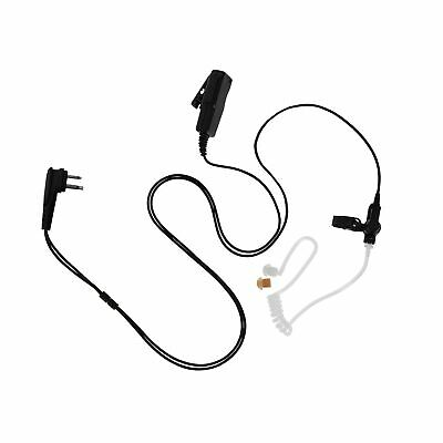 Security Cops Body Guard Public Safety 2-Way Radio Earpiece with for Motorola CP