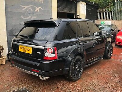 2012 Range Rover Sport 3.0 Sdv6 Autobiography Damaged Repairable Salvage