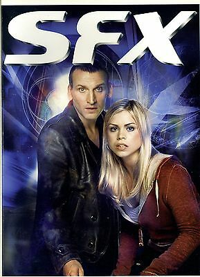 SFX Magazine - Issue 128 - March 2005 (Doctor Who cover) /Free P&P