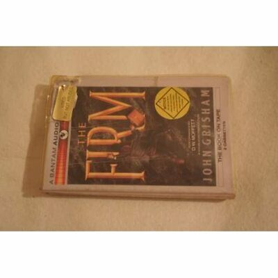 The Firm Abridged By John Grisham On Audio Cassette Good