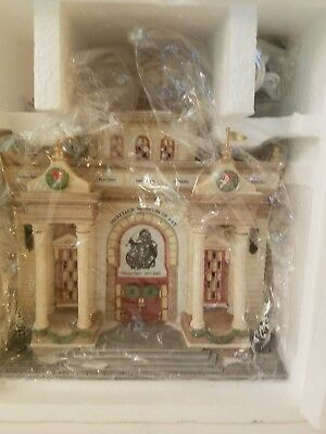 """Dept 56 """"heritage Museum Of Art"""" Christmas In The City - 5883-1"""