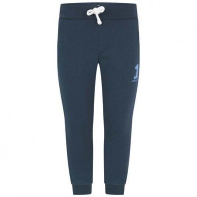Hackett boys navy blue joggers age 9-10 years