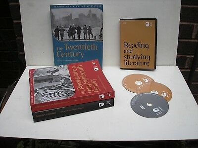 Open University Course books A230 READING AND STUDYING LITERATURE (+ 2 CD &DVD)