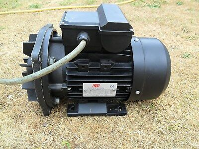 Single Phase Tec 2.2 Kw Electric Motor