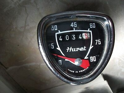 Alter HURET Tachometer Tacho - Made in France !