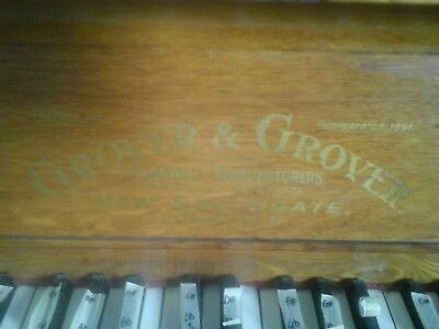 Piano Grover and Grover