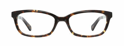 7fc3c12cd330 Authentic Kate Spade New York Jazmine 49-17-140 Tortoise   Teal Eyeglasses