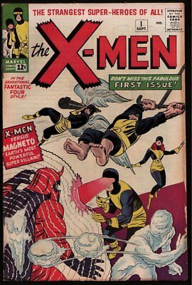 X Men over 500 issues in disc