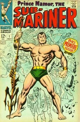 Submariner Comics over 150 issues on disc